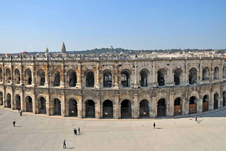 Les Arénes de Nîmes