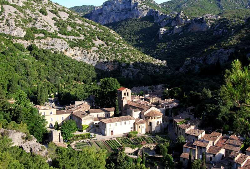 Saint Guilhem-Le-Dèsert